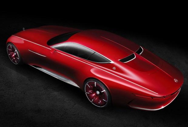 Conoce el impresionante Vision Mercedes-Maybach 6 - coupe-1024x694