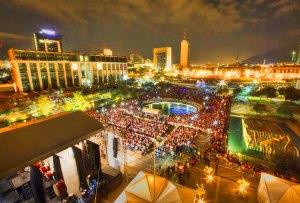 No te pierdas el Festival Santa Lucía en Monterrey
