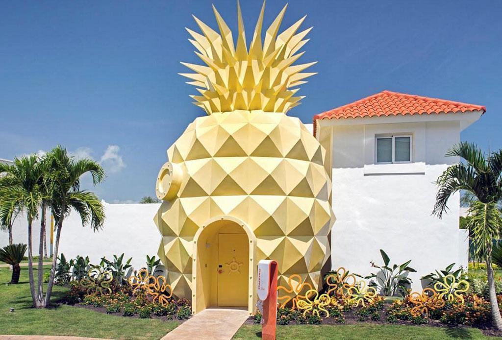 ¡La casa de Bob Esponja existe en la vida real!