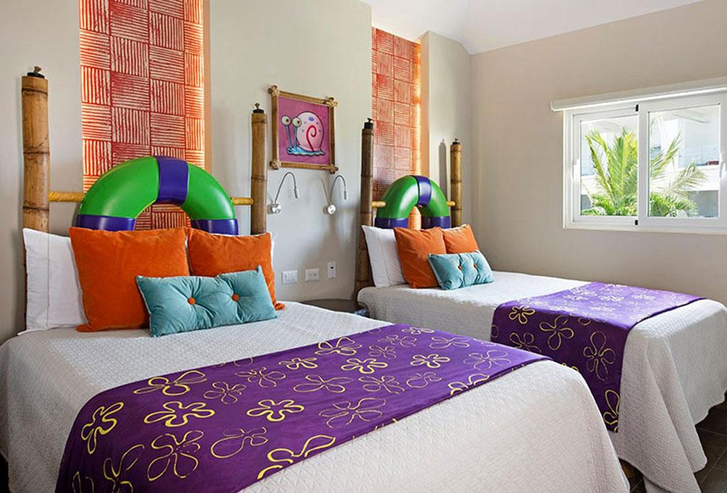 ¡La casa de Bob Esponja existe en la vida real! - hotel-bob-esponja-real