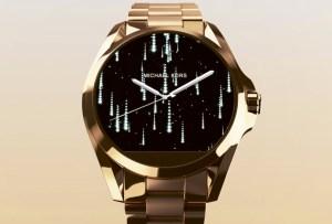 Michel Kors presenta su nuevo smartwatch