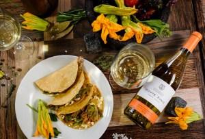 Aprende a maridar la comida mexicana con vino del Valle de Guadalupe