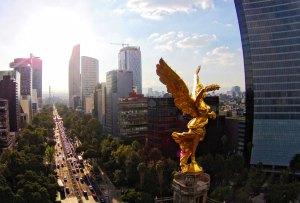 La ruta imperdible para correr por los monumentos patrios de la CDMX