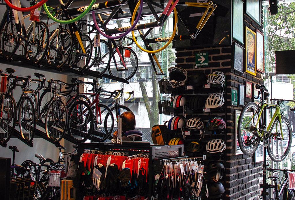 Las mejores tiendas de bicicletas urbanas en la CDMX - people-for-bikes