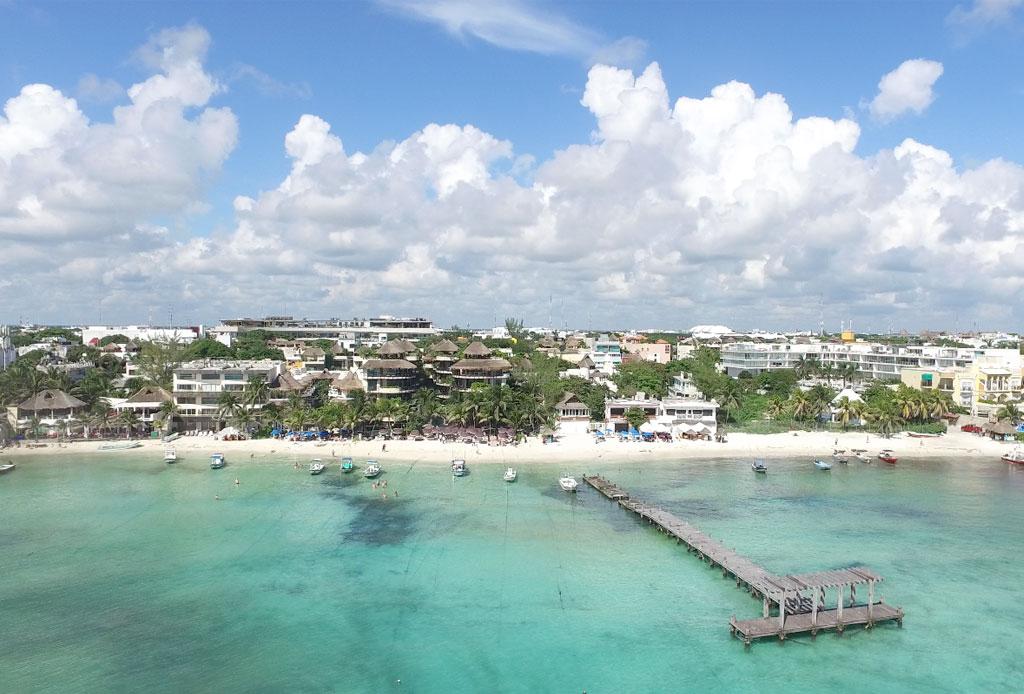 9 destinos para celebrar la Independencia Mexicana - playa-del-carmen
