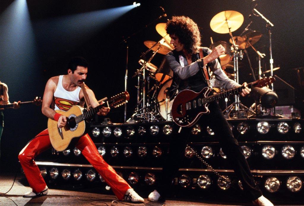 Una playlist para revivir los mejores momentos de Queen