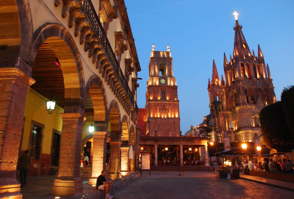 9 destinos para celebrar la Independencia Mexicana - san-miguel-de-allende