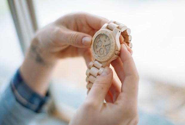 Wewood: relojes que ayudan al medio ambiente - wewood-2-1024x694