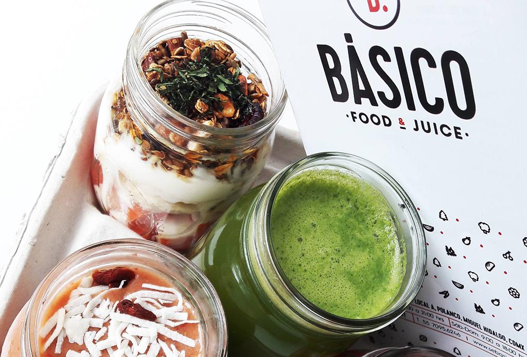 Los spots perfectos para desayunar en Polanco - basico-desayuno