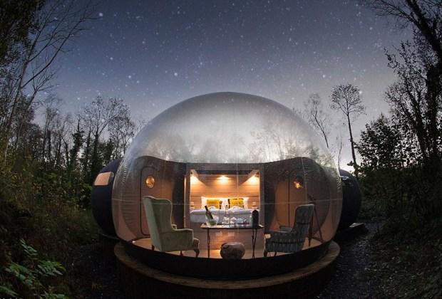 Estas son las 9 casas más exóticas que puedes rentar en Airbnb - burbuja-1024x694