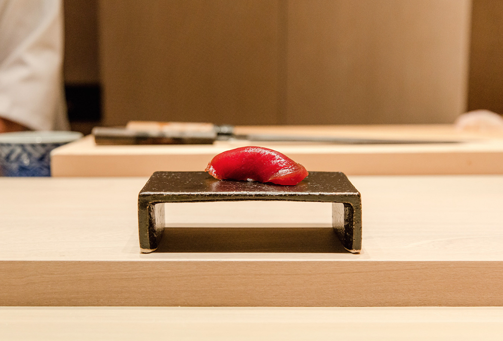 Los mejores nigiris de la CDMX - kyo-sushi