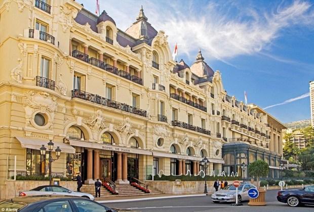 Los 5 hoteles de lujo en m naco que te har n so ar for Hoteles de diseno en paris
