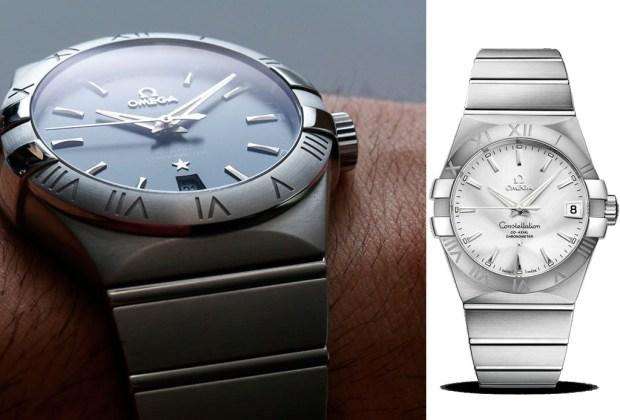 5 relojes que puedes regalar a tu novio y después usarlos tú - omega-1024x694