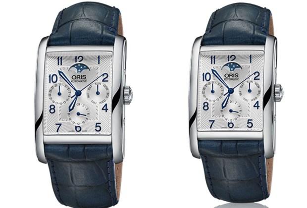 5 relojes que puedes regalar a tu novio y después usarlos tú - oris-1024x694