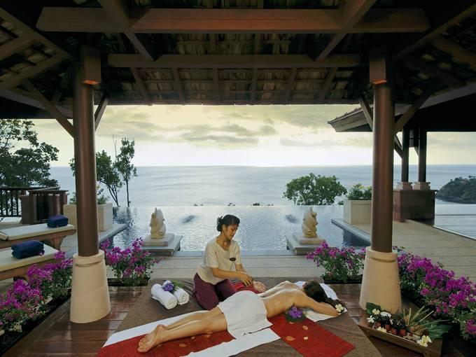 Los spas de Tailandia con las vistas más impresionantes - pimalai-resort-spa