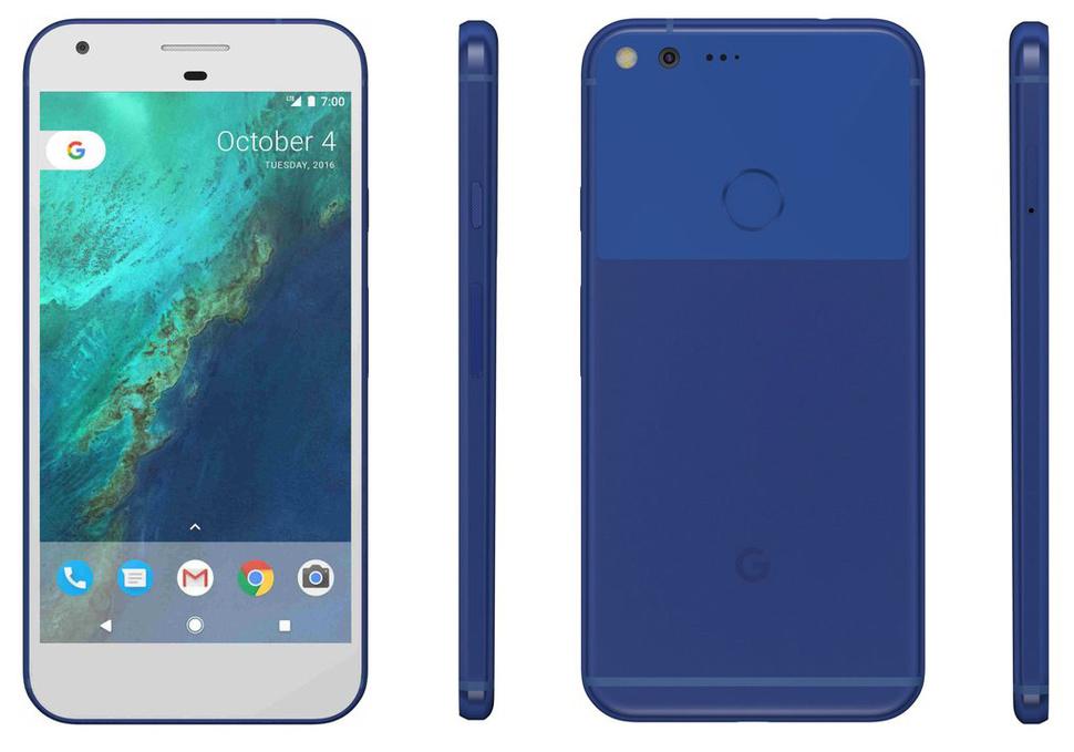 Pixel: el nuevo smartphone de Google - pixel