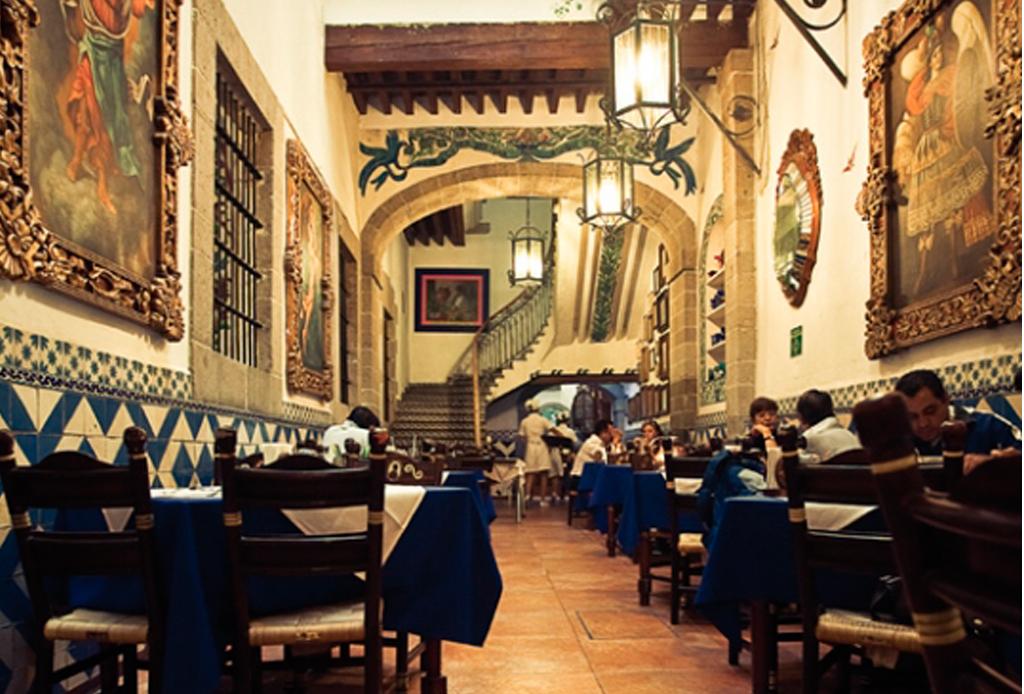 Los 6 restaurantes más antiguos de la CDMX
