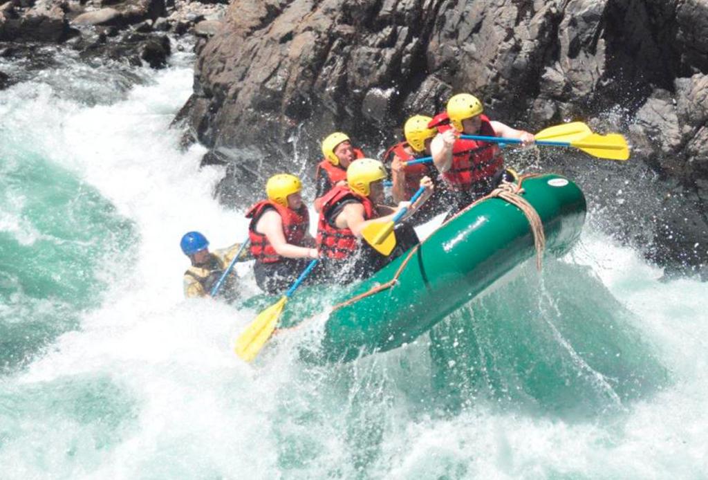 Los deportes extremos que debes hacer antes de morir - rafting