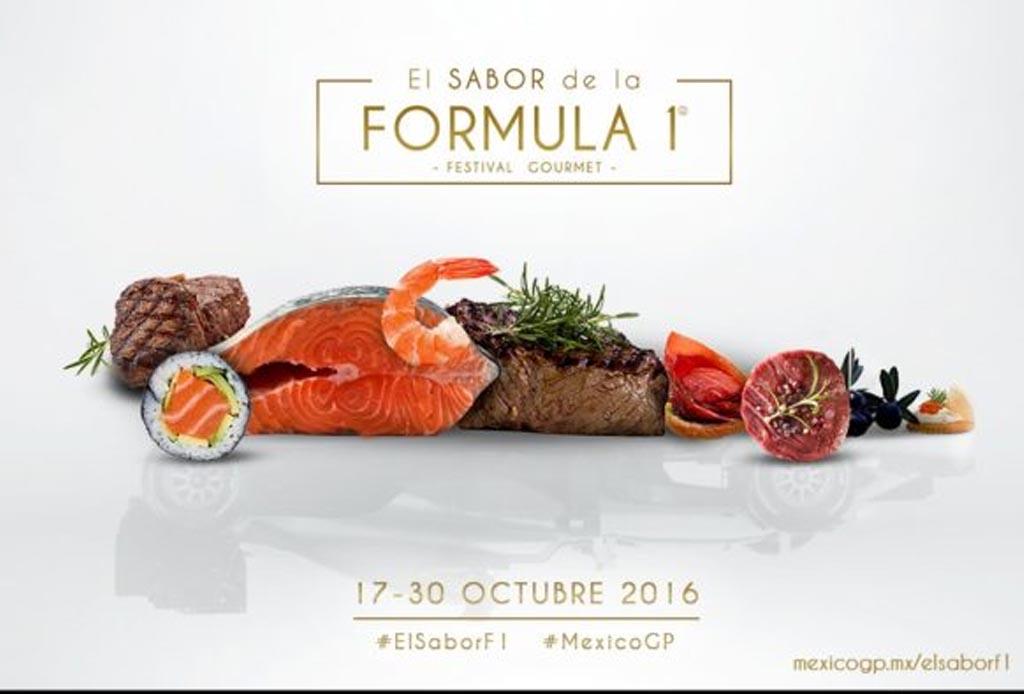 80 restaurantes se unen a 'El Sabor de la F1' en la Ciudad de México