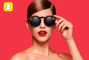 Spectacles: los lentes inteligentes de Snapchat