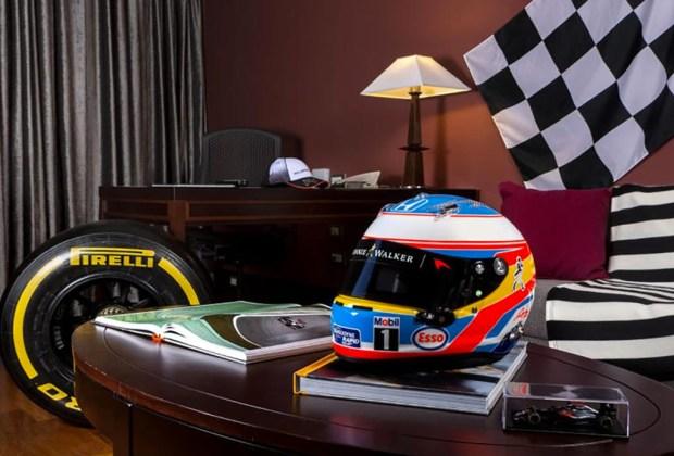 Hospédate en la suite de la Fórmula 1 en el Hilton Alameda - suite-f1-hilton-alameda-2-1024x694