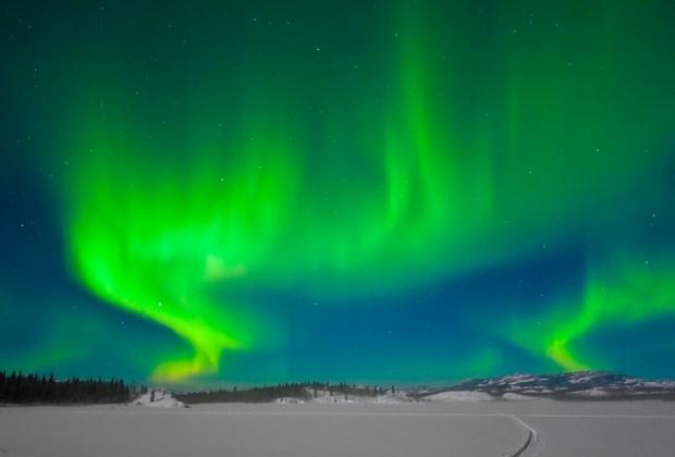 alaska-auroras