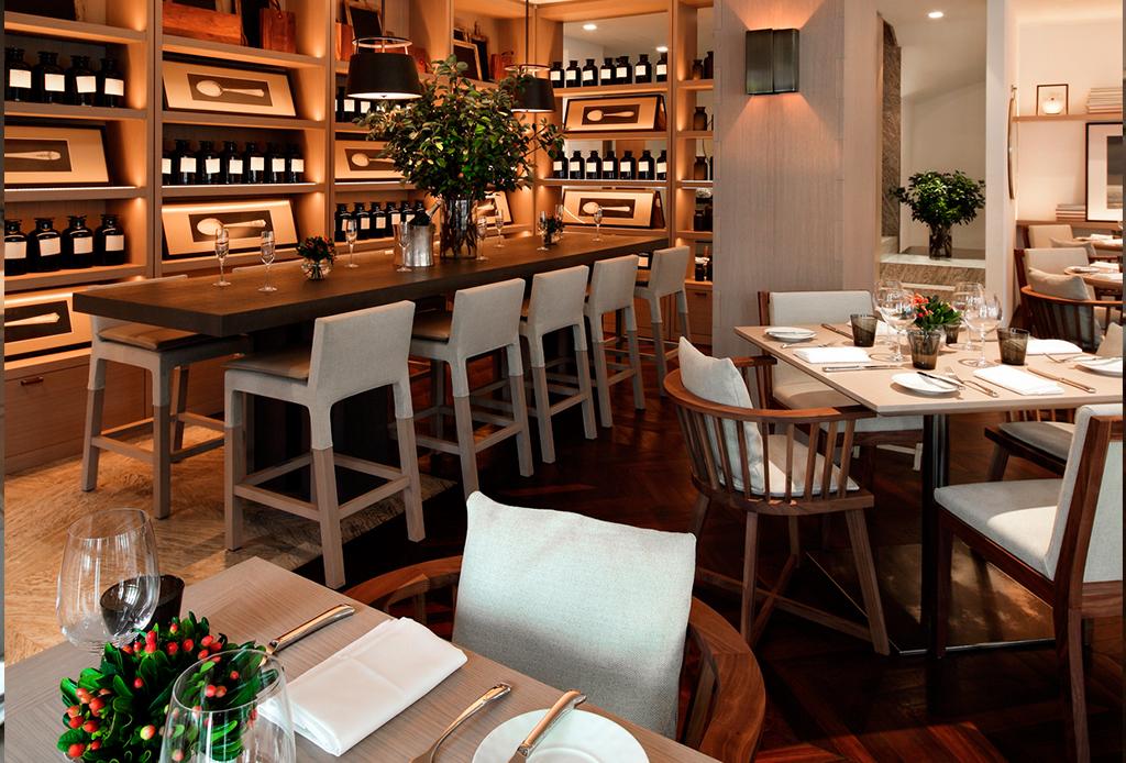 11 restaurantes dentro de hoteles de la CDMX que te sorprenderán - anatol