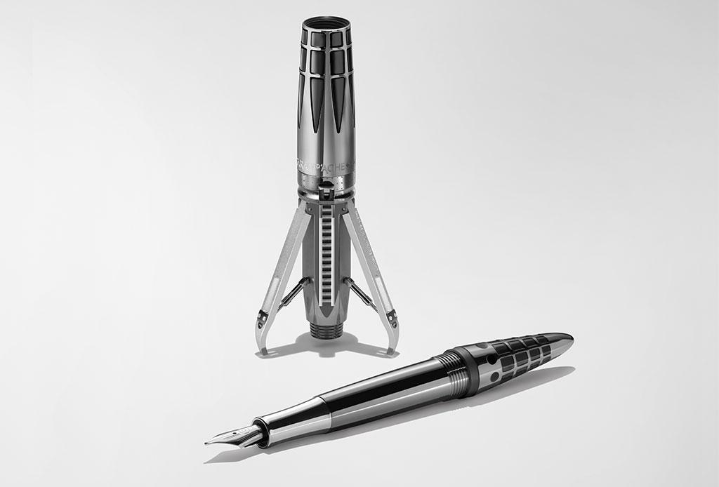 Astrograph: una pluma suiza que te llevará a viajar al espacio - astrograph
