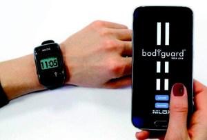 Bodyguard: un dispositivo que sabe dónde estás en tiempo real