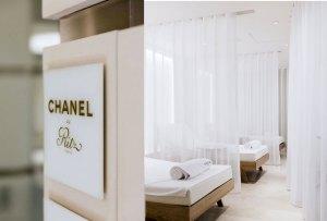¿Cómo es un tratamiento en el spa de Chanel en el Ritz de Paris?