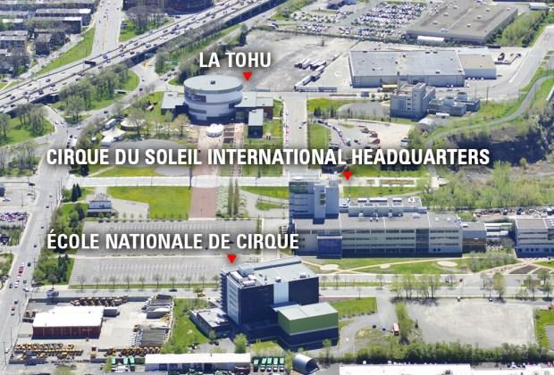 12 datos que probablemente no sabías de Montreal - cite-des-arts-du-cirque-1024x694