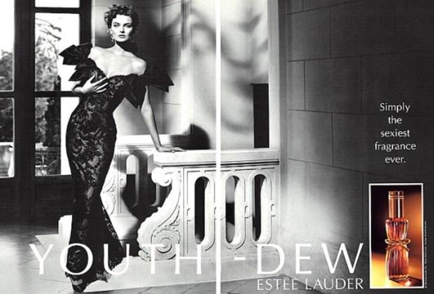 5 cosas que no sabías de Estée Lauder - esteelauder-youthdew-1024x694
