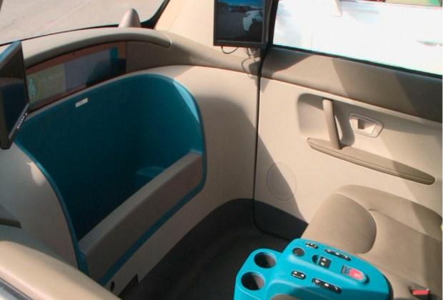 ¡Google presenta su primer coche autónomo! - google-car-inside-1024x694