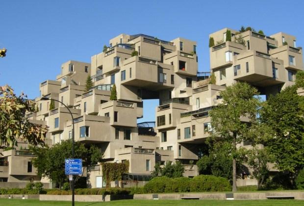 12 datos que probablemente no sabías de Montreal - habitat-67-montreal-1024x694