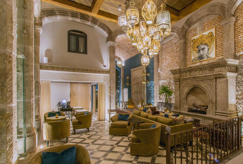 Los 7 hoteles más exclusivos de San Miguel de Allende - hotel-san-miguel-casa-1810