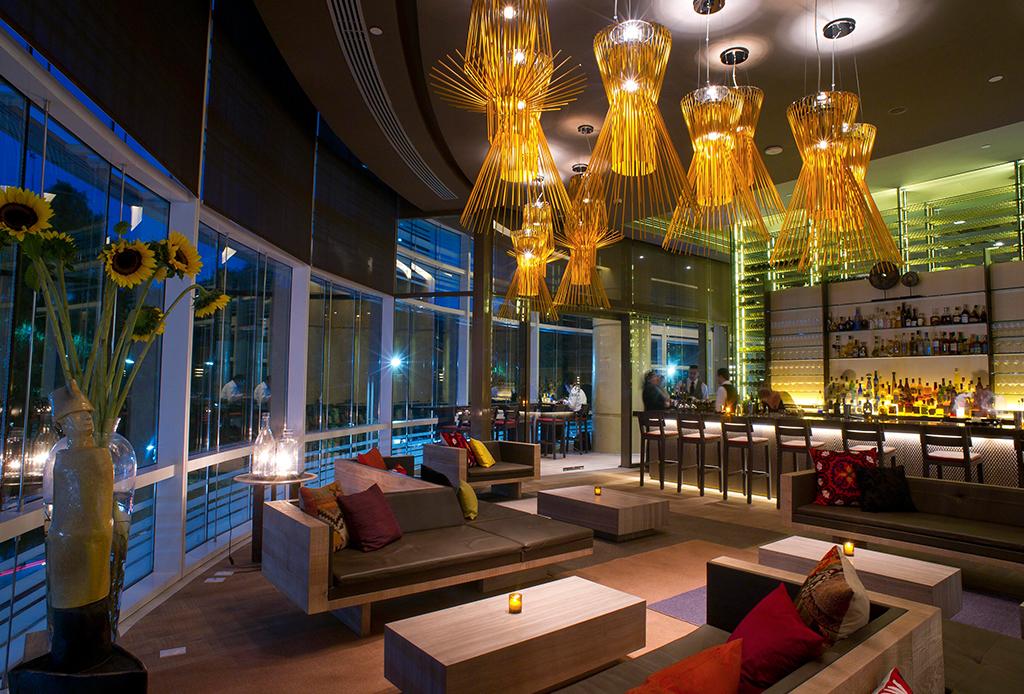 11 restaurantes dentro de hoteles de la CDMX que te sorprenderán - jg-grill