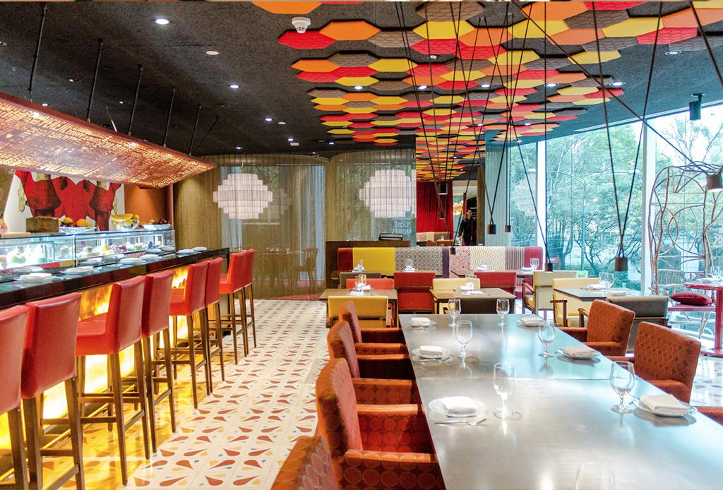 11 restaurantes dentro de hoteles de la CDMX que te sorprenderán - jose-andres