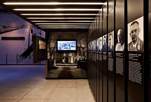10 razones para visitar el Museo de Memoria y Tolerancia si aún no lo has hecho - museo-memoriaytolerancia-1-1024x694