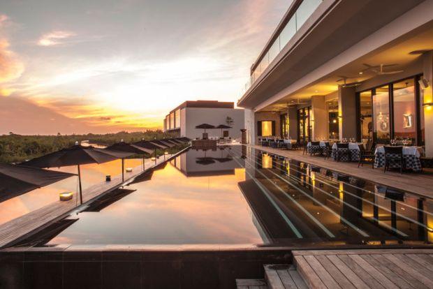 8 exclusivos hoteles minimalistas en México para tu próxima vacación - nizuc-1024x683