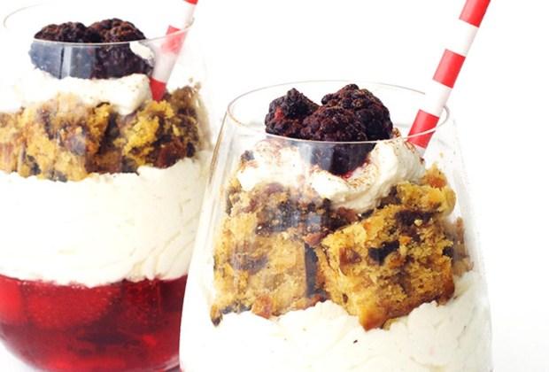 Prepara desde hoy un parfait navideño para el desayuno - parfait-navideno-1024x694