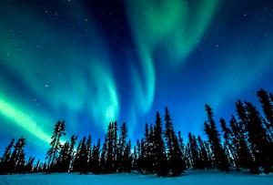 8 destinos perfectos para ver auroras boreales
