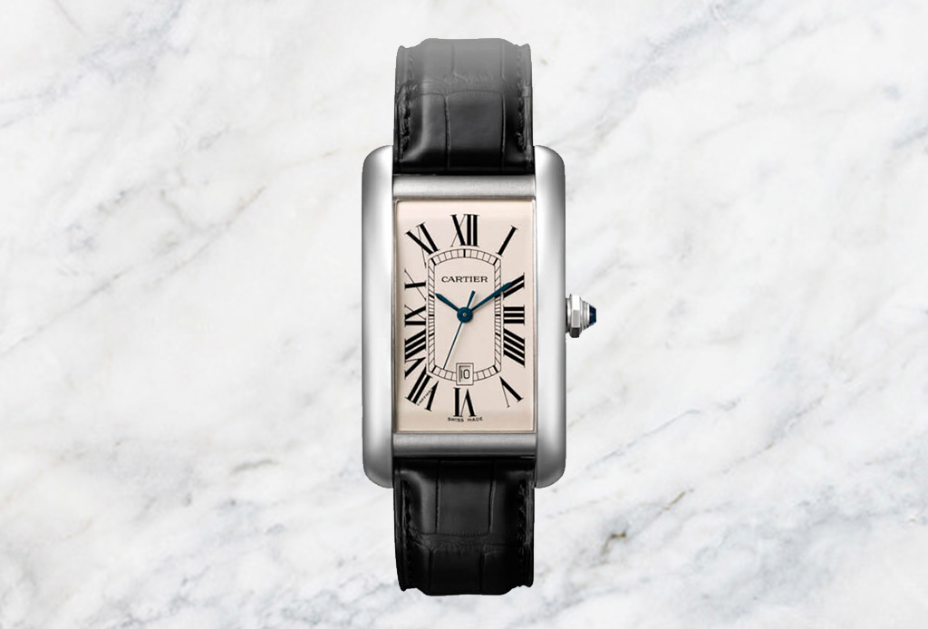 Los relojes femeninos más icónicos de la historia - tank