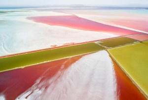 Un libro de fotografías de Australia que parecen pinturas