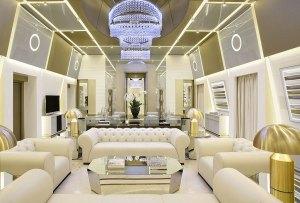 Conoce la suite de hotel más exclusiva del mundo