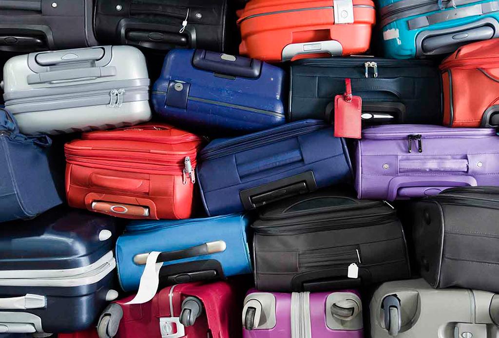 6 maletas para viajar siempre LIGERO
