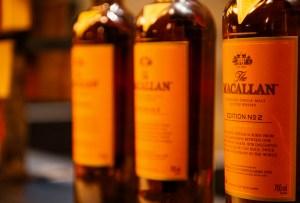 Solamente existen 2 mil botellas de esta edición The Macallan