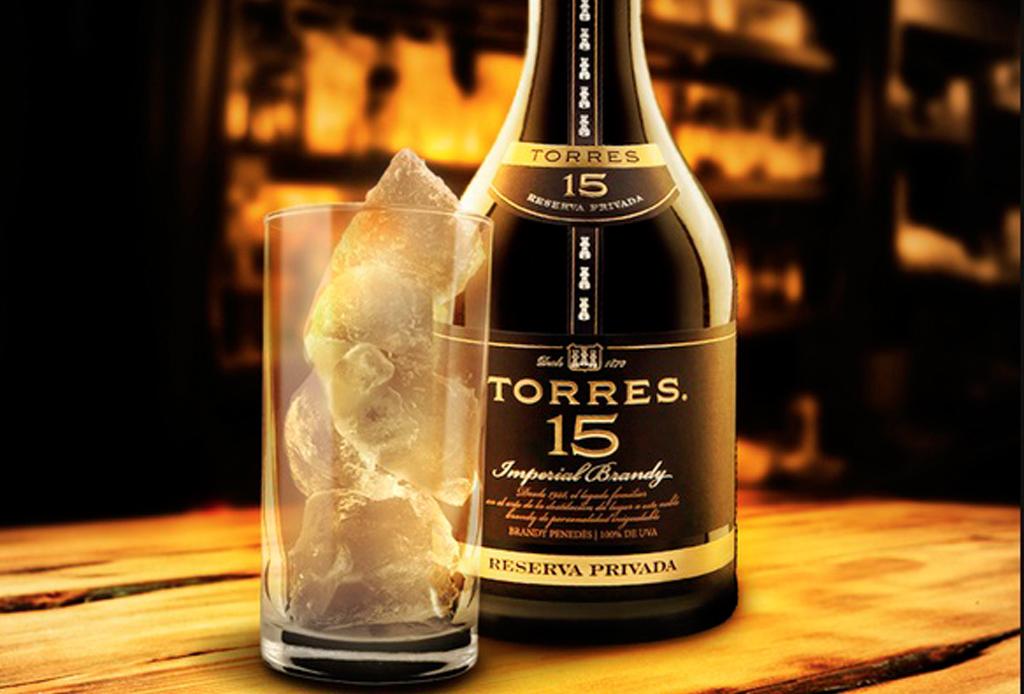 Orange 15: el coctel ideal para preparar con Torres 15