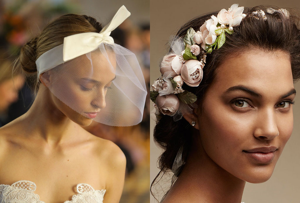 ¿Te casas este año? Estas son las 5 tendencias para peinados para novia - accesorios-peinado-novia-2017