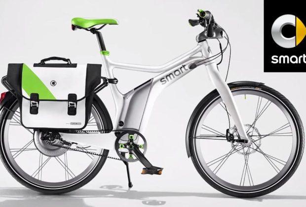 ¿Cómo desplazarse por la ciudad? Con estas bicicletas inteligentes - ebike-smart-electric-1024x694