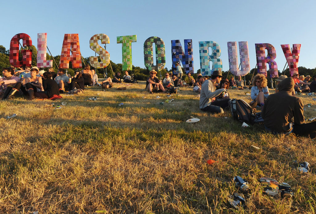 ¡Éste será el último año del festival Glastonbury!